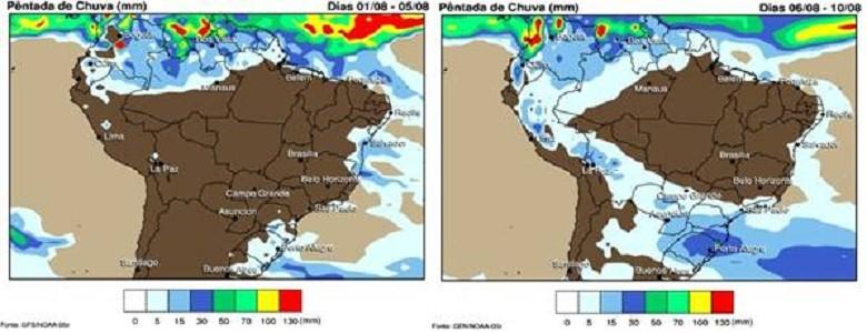 mapas-chuvas-agosto (Foto: Marco Antônio dos Santos)
