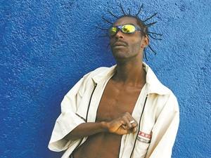 Rapper Sabotage foi morto a tiros em 2003 (Foto: Maurício Piffer/Folha Imagem/Arquivo)