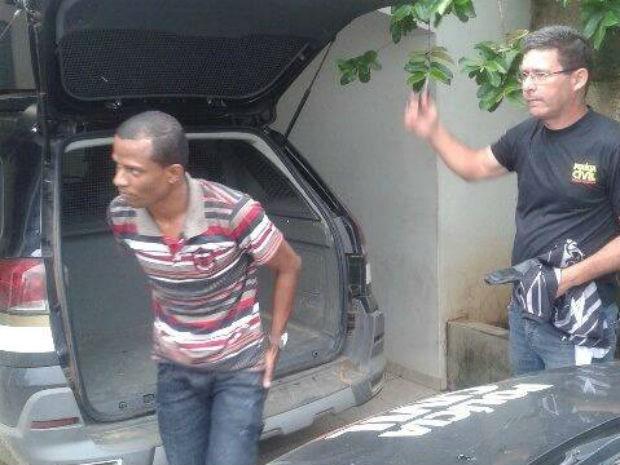 Suspeito era pastor e conselheiro tutelar em Várzea da Palma. (Foto: Dirceu Marques)