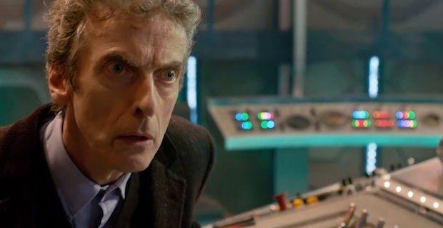 A primeira vez que Peter apareceu como o Doutor (Foto: Divulgao)