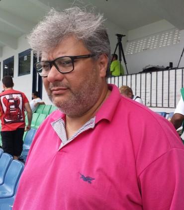 Luís Miguel, 4 de Julho (Foto: Josiel Martins)