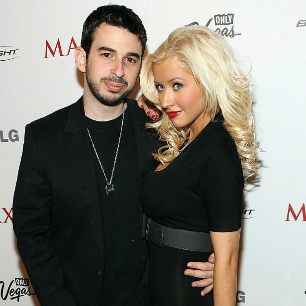 De 2005 a 2011, o produtor musical Jordan Bratman foi casado com a popstar Christina Aguilera. (Foto: Getty Images)