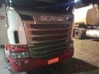 Carreta roubada com carga de R$ 200 mil em cobre é encontrada em Itatiba