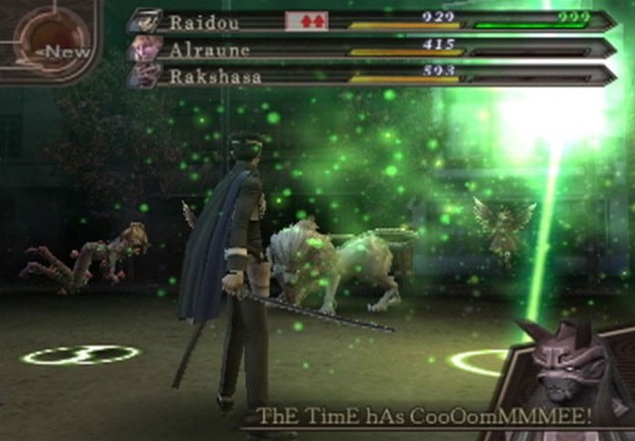 Shin Megami Tensei: Devil Summoner - Raidou Kuzunoha vs. the Soulless Army (Foto: Divulgação)