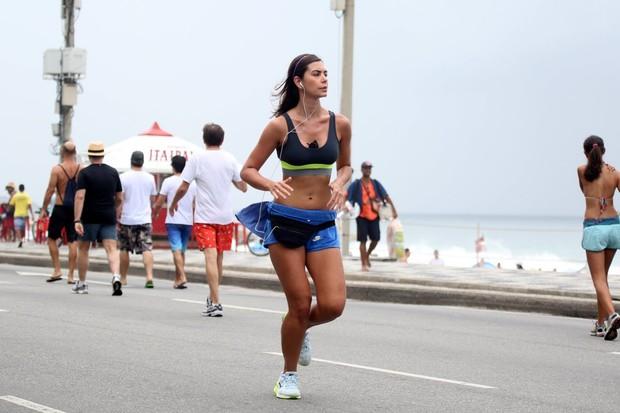 Letícia Wiermann  (Foto: André Freitas / AgNews)