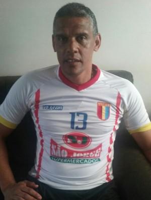 Ex-zagueiro Jean Elias atua no Alegrense (Foto: Arquivo Pessoal)