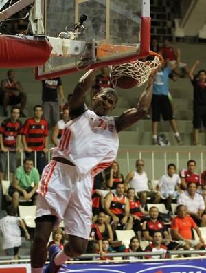 Basquete Flamengo x Ceará (Foto: Marco Aurélio)
