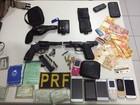 Suspeitos de assaltar sulanqueiros são detidos na BR-232 em Gravatá