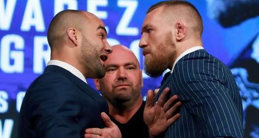 AGENDA UFC (Getty Images)