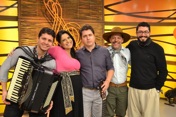 Angelo Franco Galpão Crioulo (Foto: Divulgação/RBS TV)