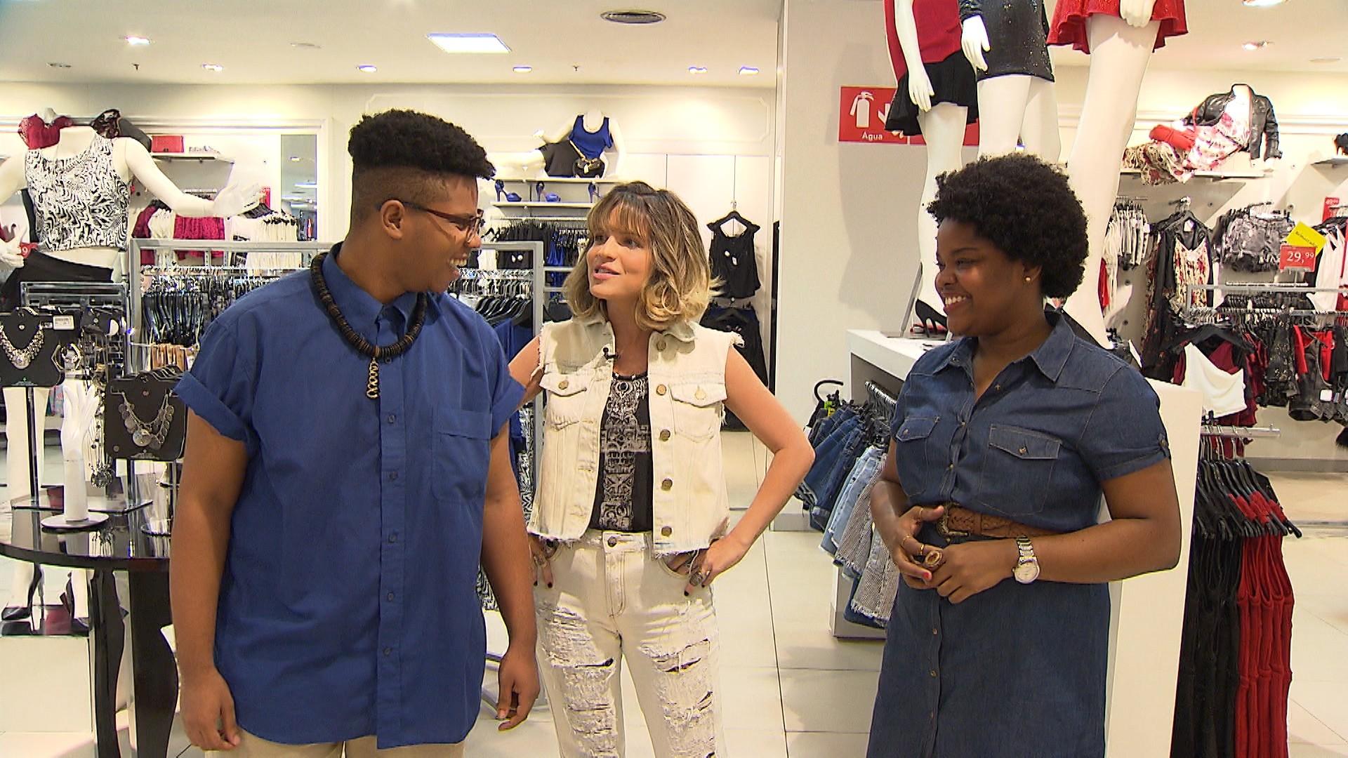 Estudantes de moda disputam e buscam looks atuais a baixo custo (Foto: Divulgação)