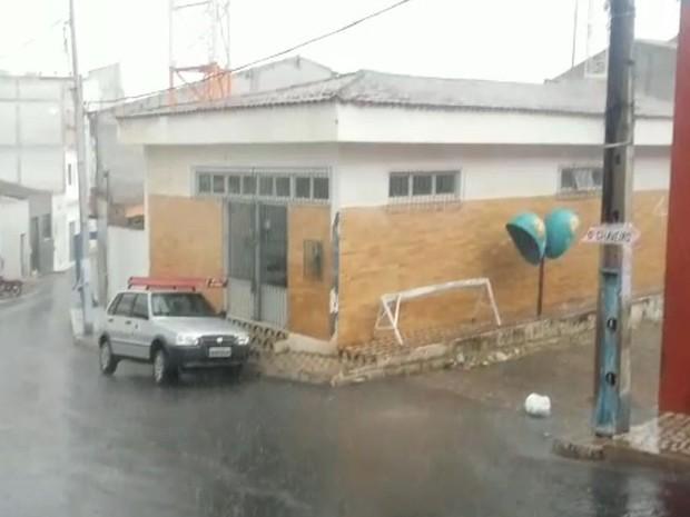 Porto da Folha enfrenta forte seca e chuva pode aliviar estiagem  (Foto: Divulgação/José Cleberson)