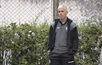 Ricardinho tem pior início de sua carreira como técnico no Tupi-MG