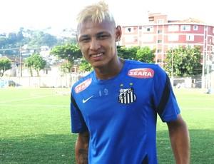 Neilton Santos (Foto: Lincoln Chaves)