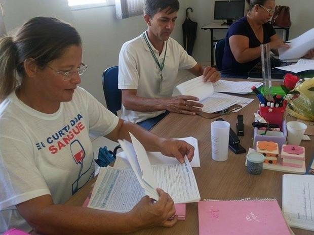 Inscrições foram feitas na Secretaria de Saúde (Foto: Divulgação/Prefeitura de Fernandópolis)