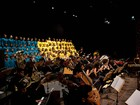 Concerto ao ar livre faz homenagem a aniversário de 401 anos de Belém