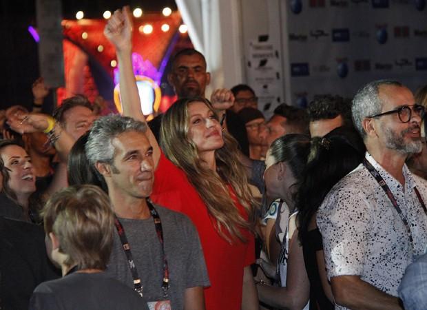 Gisele Bündchen (Foto: Marcos Ferreira / Brazil News)