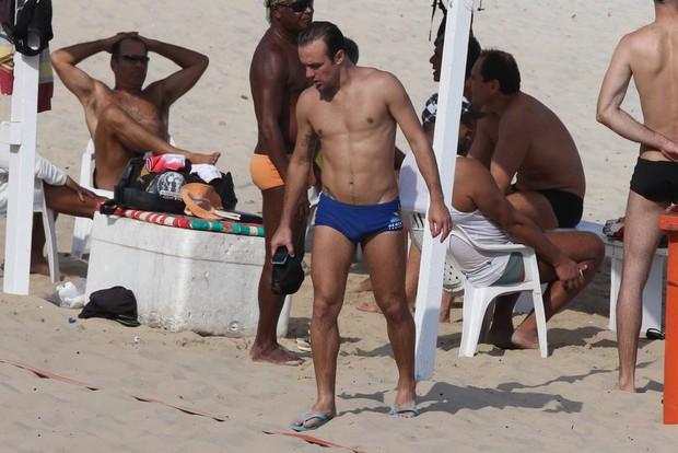 Roger Flores (Foto: Fábio Martins/AgNews)