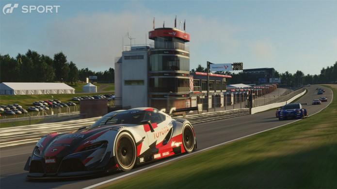 Gran Turismo Sport terá seu lançamento em 15 de novembro no PlayStation 4 (Foto: Divulgação/PlayStation Blog)