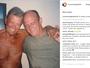 Xuxa lamenta morte do pai e do irmão em rede social: 'Estão juntos'