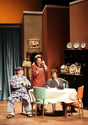 """A peça é uma adaptação do romance """"O Belo Antônio"""", de Vitaliano Brancati (Foto: Vitor Lemini)"""