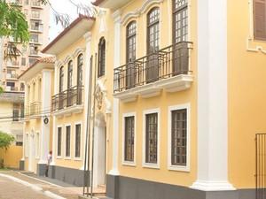 Instituto Estadual Carlos Gomes abriga projeto para formação de cantores de ópera. (Foto: Divulgação)