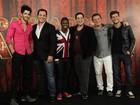 Estreia no 'Dança 2013'! Time masculino revela expectativas para o baladão