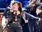 Demi Lovato faz show fechado em SP nesta terça com transmissão na web