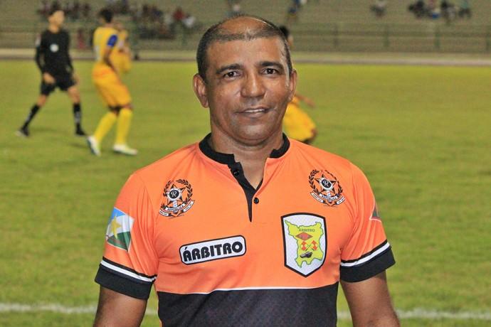 Roberval Pereira é quem comanda a última rodada do returno  (Foto: Imagem/Tércio Neto)
