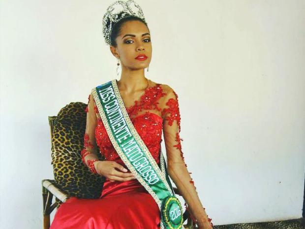 Isadora Borges, 18 anos, vai representar Mato Grosso em etapa nacional (Foto: Arquivo pessoal/ Isadora Borges)