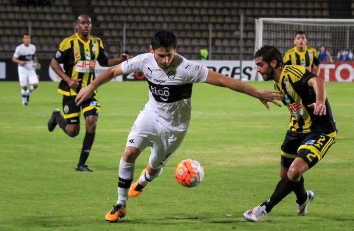 Deportivo Táchira 2 x 1 Olimpia Libertadores (Foto: EFE)