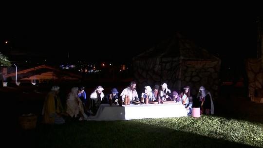 'Paixão de Cristo' será encenada em Itapetininga e região