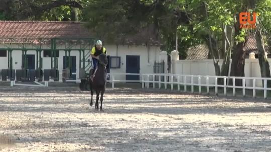 Corridas, cavalos e muita simpatia: Chico vence nos esportes e na vida
