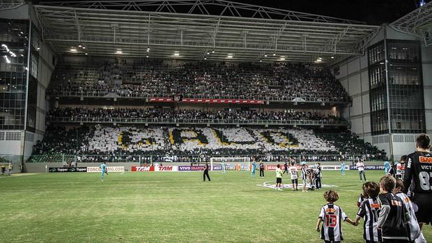 Torcida do Atlético-MG no Independência (Foto: Bruno Cantini / Flickr do Atlético-MG)