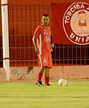 Calado, União Rondonópolis (Foto: Emerson Dourado/FutebolMT)