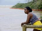 Lama ainda prejudica turismo e vida (Bernardo Coutinho/A Gazeta)