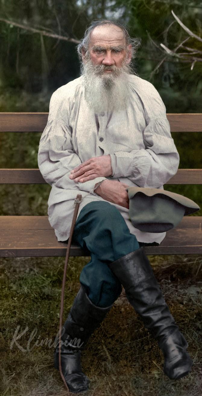 Liev Tolstói (Foto: Olga Shirnina)