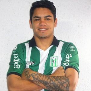 Gabriel Fernández Racing Uruguai atacante (Foto: Divulgação)
