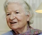 Morre a escritora P.D. James, aos 94 anos (Henny Ray Abrams/AP)