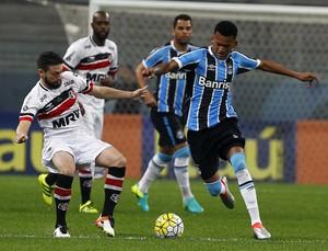 Grêmio x Santa Cruz, Arena, Brasileirão, Jaílson (Foto: Rodrigo Rodrigues / Divulgação / Grêmio)