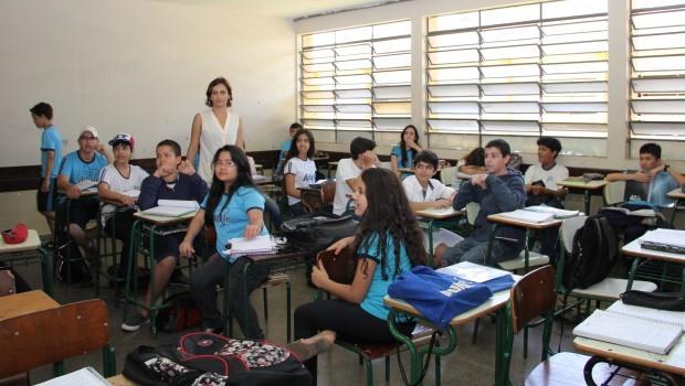Para 2014, professores terão acesso a cinco novos cursos (Foto: Divulgação/RPCTV)