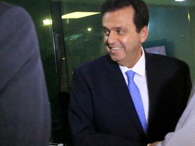 Carlos Eduardo (PDT) é reeleito prefeito de Natal (Foto: Canindé Soares/G1)