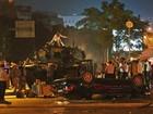 Governo turco reforça sua versão de golpe e busca negócios com o Brasil