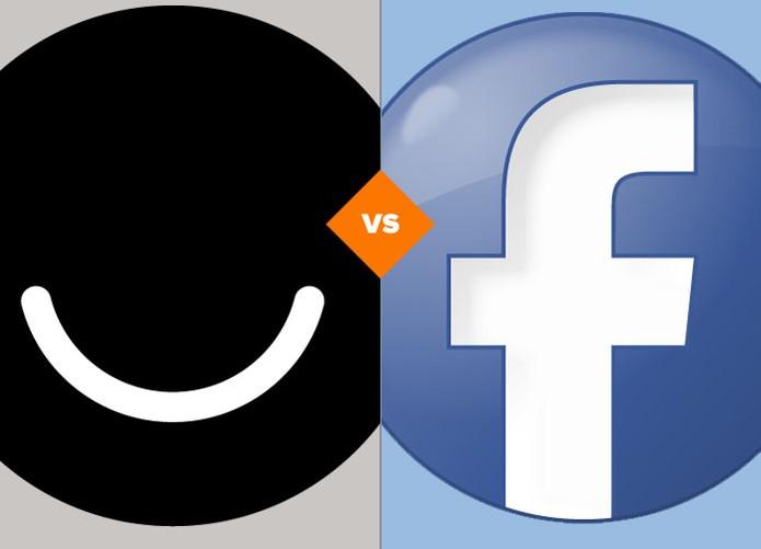 Ello x Facebook: confira que rede social se saiu melhor no comparativo do TechTudo (Foto: Arte/TechTudo)