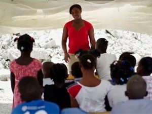 Cena do documentário 'Girl rising' (Foto: Divulgação/Girl rising)
