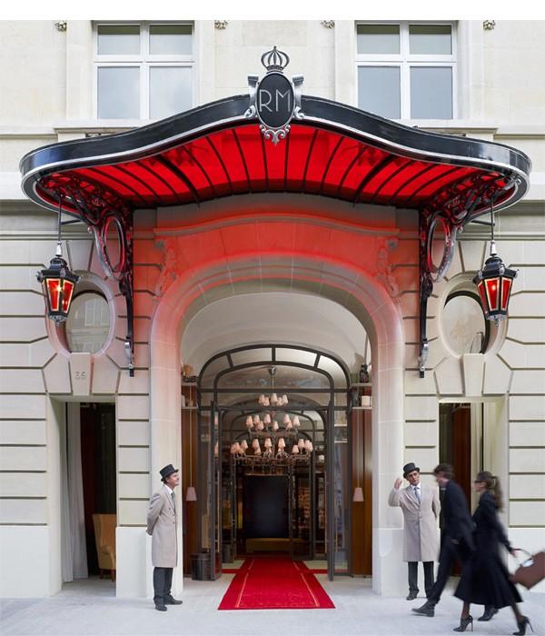 Royal Monceau (Foto: Reprodução/Instagram)