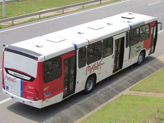 Suzantur Mauá começa a operar no dia 10 de agosto as linhas em São Carlos (Foto: Reprodução/EPTV)