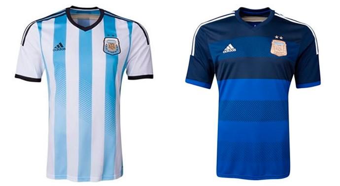 argentina camisa copa
