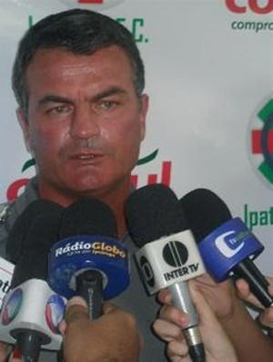 Mazola Junior Ipatinga (Foto: Divulgação/Site Oficial do Ipatinga)