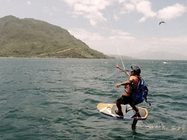 Downwind nas Filipinas (Foto: Divulgao/Canal OFF)